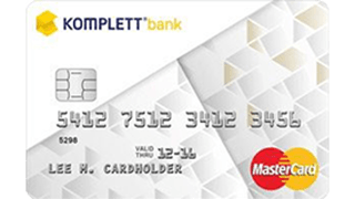 Komplett Bank Kreditkort Omdöme