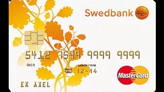 Swedbank kreditkort