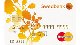 Swedbank Kreditkort Omdöme